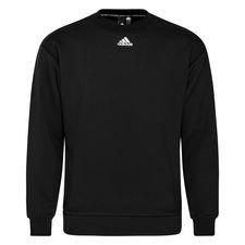 adidas Sweatshirt Crew Must Haves - Sort/Hvid thumbnail