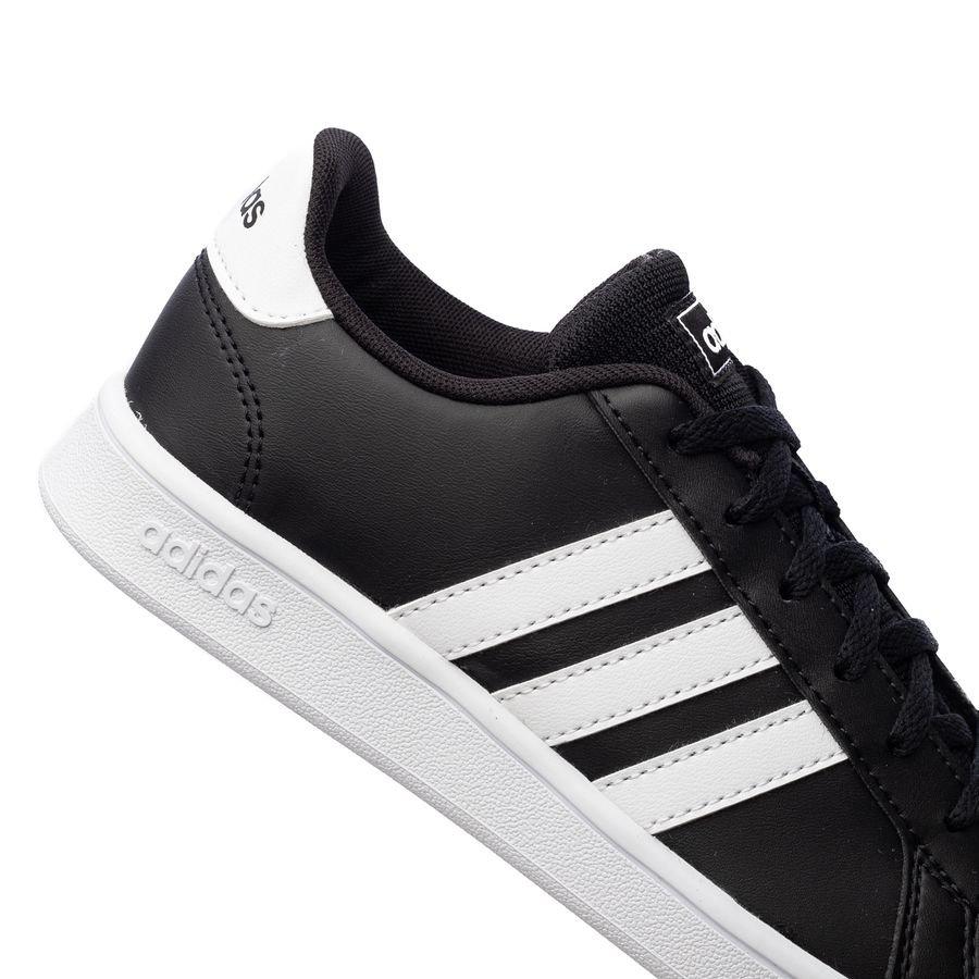 adidas Sneaker Grand Court SortHvid Børn