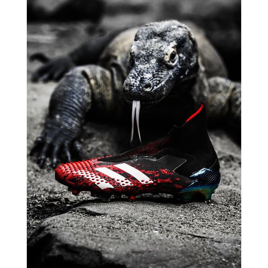 adidas Predator 20+ FGAG Mutator SchwarzWeißRot