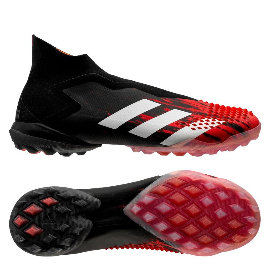adidas Predator 20+ TF Mutator – Sort/Hvid/Rød