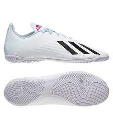 adidas X 19.4 IN - Hvid/Sort/Pink