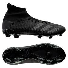adidas Predator 20.3 FG/AG Shadowbeast - Sort/Grå