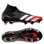 adidas Predator 20.1 SG Mutator - Noir/Blanc/Rouge
