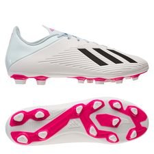 adidas X 19.4 FG/AG - Hvid/Sort/Pink