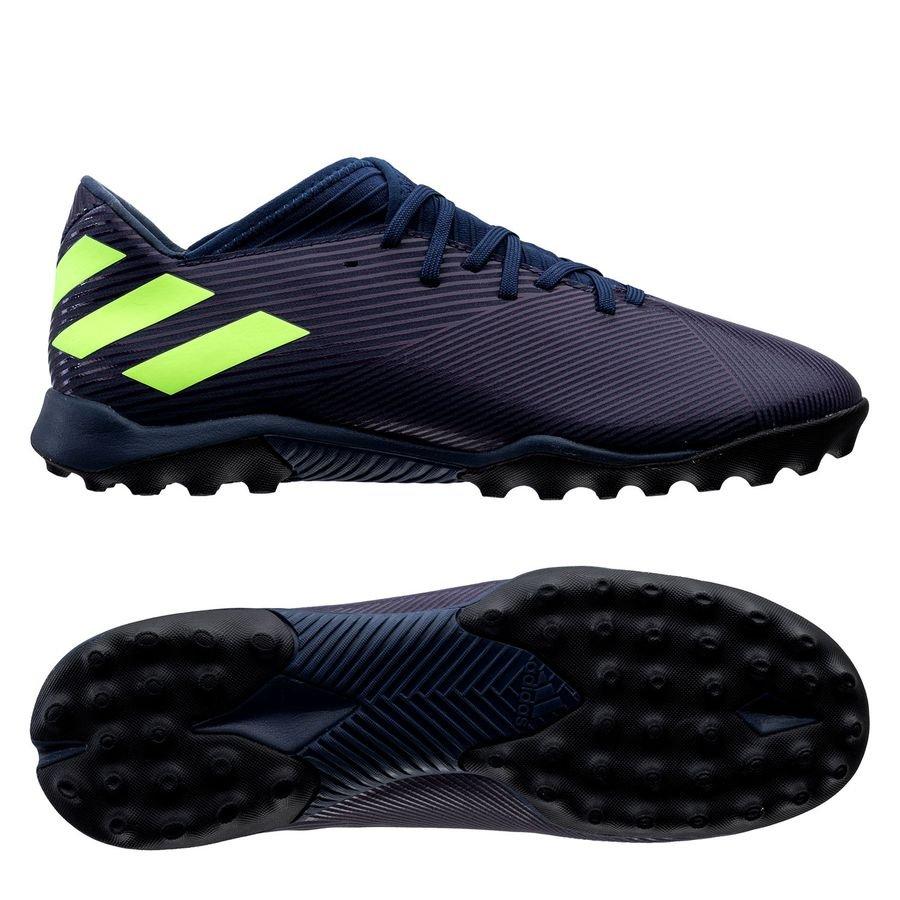 adidas Nemeziz Messi Tango 19.3 TF - Blå/Grøn/Lilla