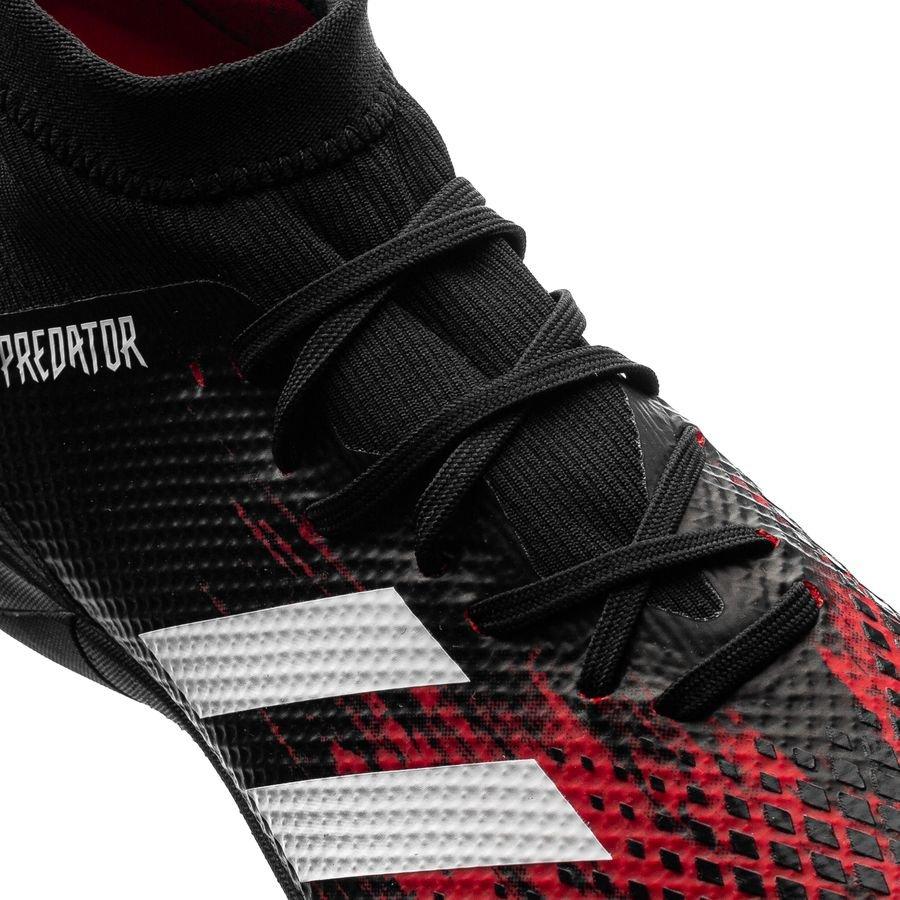 adidas Predator 20.3 TF Mutator SortHvitRød