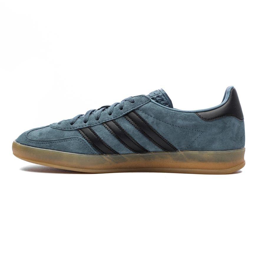 adidas Originals Sneaker Gazelle Indoor BlåSort   www