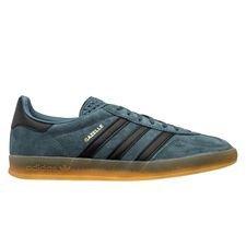 adidas Originals Sneaker Gazelle Indoor - Blå/Sort thumbnail