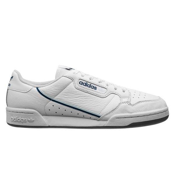 adidas Originals Sneaker Continental 80 HvitBlå