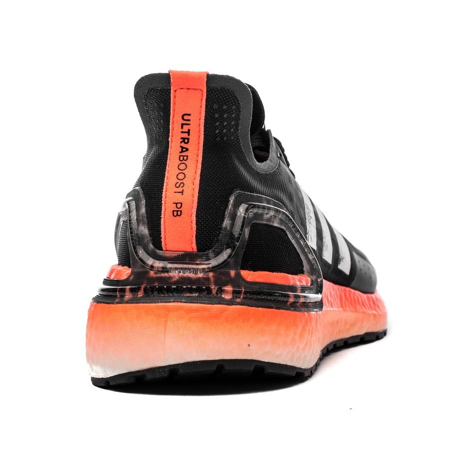 adidas Ultra Boost PB MustaValkoinenOranssi | www