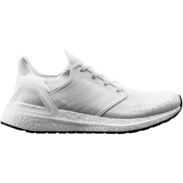 adidas Ultra Boost 20 - Footwear White/Grey Three/Core Black Woman