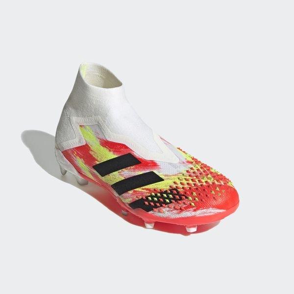 adidas Predator 20+ FGAG Uniforia BlancNoirRouge | www