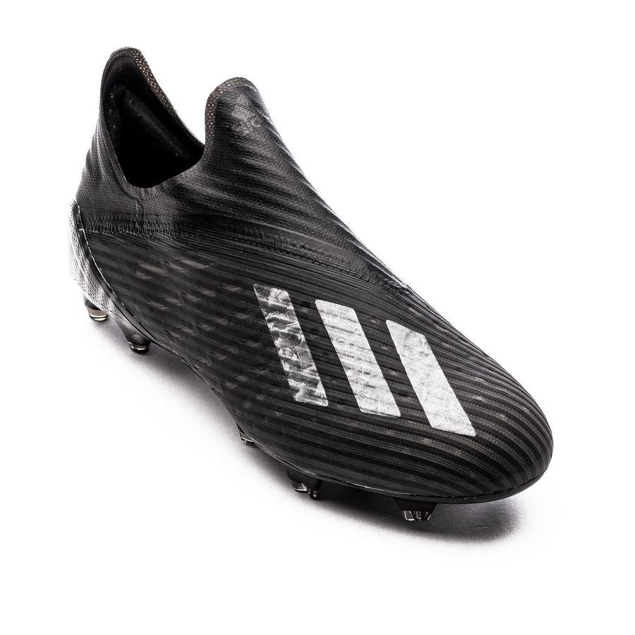 adidas X 19+ FG/AG Shadowbeast - Core Black/Silver Metallic