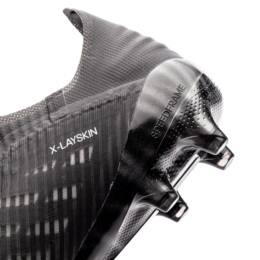 adidas X 19+ FGAG Shadowbeast NoirArgenté