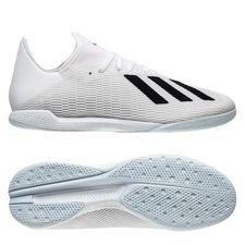 adidas X 19.3 IN - Hvid/Sort/Pink