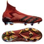 adidas Predator 20+ FG/AG Dragon - Bordeaux/Schwarz/Rot LIMITED EDITION