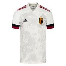 Belgien Udebanetrøje EURO 2020