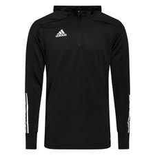 adidas Trainingsjacke Condivo 20 Hood - Schwarz/Weiß
