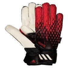 adidas Torwarthandschuhe Predator Match Fingersave Mutator - Schwarz/Rot Kinder