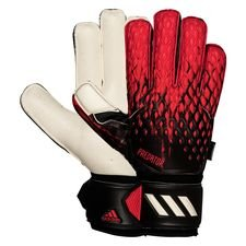 adidas Torwarthandschuhe Predator Match Fingersave Mutator - Schwarz/Rot
