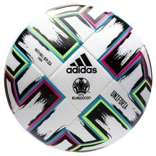 adidas Fotboll Uniforia League EURO 2020 - Vit/Svart/Grön/Turkos