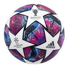 adidas Fotboll Champions League 2020 Pro Matchboll - Vit/Lila/Blå/Turkos