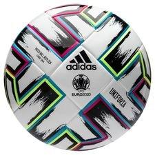 adidas Fotboll Uniforia League Sala EURO 2020 - Vit/Svart/Grön/Turkos