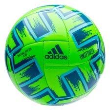 adidas Fotboll Uniforia Club Ball EURO 2020 - Grön/Turkos/Blå