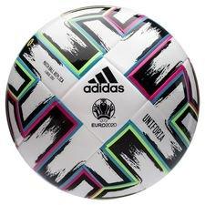 adidas Fotboll Uniforia League J350 EURO 2020 - Vit/Svart/Grön/Turkos