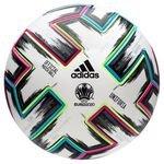 adidas Ballon Uniforia Pro EURO 2020 - Blanc/Noir/Vert/Turquoise