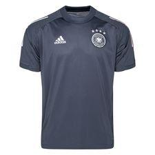 Tyskland Tränings T-Shirt - Grå/Vit