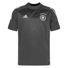 Tyskland Tränings T-Shirt - Grå/Vit Barn