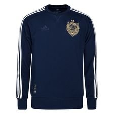 Real Madrid Sweatshirt Chinese New Year - Navy/Vit LIMITED EDITION