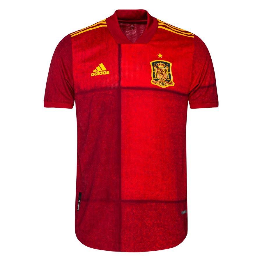 Spanien Hjemmebanetrøje 2020/21 Authentic