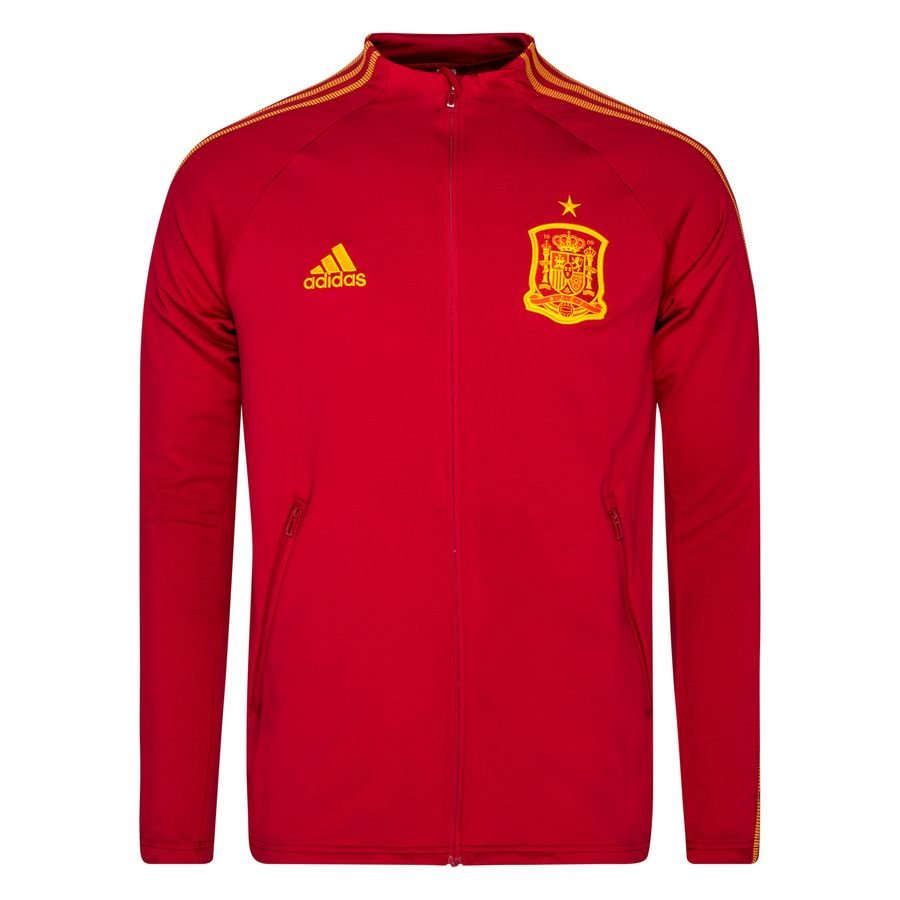 Spanien Jakke Anthem - Rød/Guld thumbnail