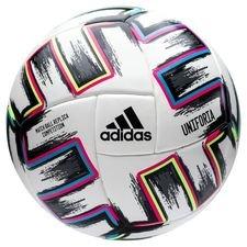 adidas Fotboll Uniforia Competition EURO 2020 - Vit/Svart/Grön/Turkos