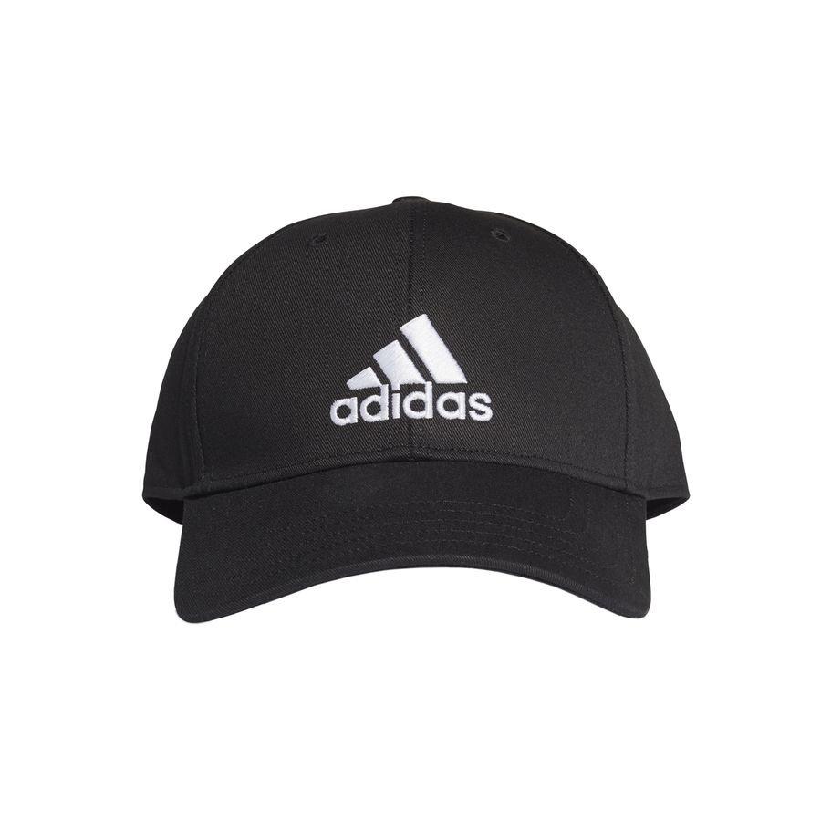 adidas Baseball Kasket - Sort/Hvid thumbnail