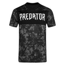 adidas Training T-Shirt Predator - Schwarz/Weiß Kinder