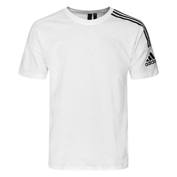 adidas T Skjorte Z.N.E. HvitSort