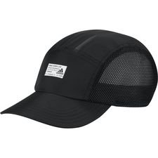adidas Cap Five panel power cap - Schwarz/Weiß