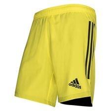 adidas Trainingsshorts Condivo 20 - Shock Yellow/Navy Kinder