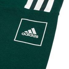 adidas Bukse 3 Stripes Slim GrønnHvit