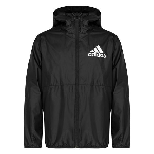adidas Windbreaker Must Haves SortHvit Barn
