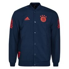 Bayern München Bomberjacka Chinese New Year - Navy/Röd LIMITED EDITION