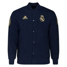 Real Madrid Bomberjacka Chinese New Year - Navy/Guld LIMITED EDITION