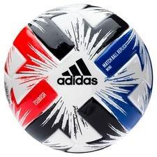 adidas Fotboll Tsubasa Mini - Vit/Röd/Blå/Svart