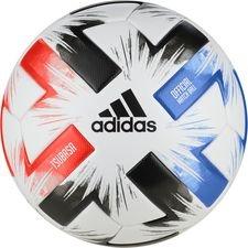 adidas Fotboll Tsubasa Pro - Vit/Röd/Blå/Svart