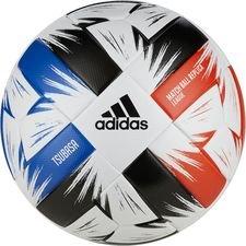 adidas Fotboll Tsubasa League - Vit/Röd/Blå/Svart