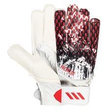 adidas Torwarthandschuhe Predator 20 Training Manuel Neuer - Weiß/Schwarz/Rot Kinder