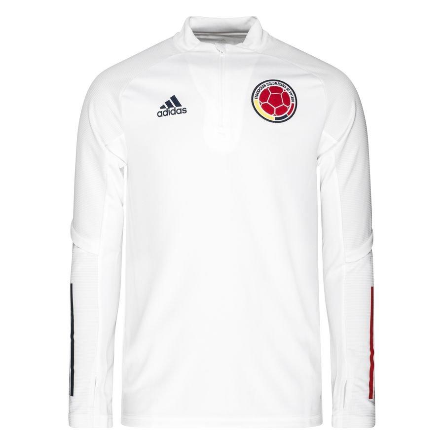 Colombia Training Shirt - White | www.unisportstore.com